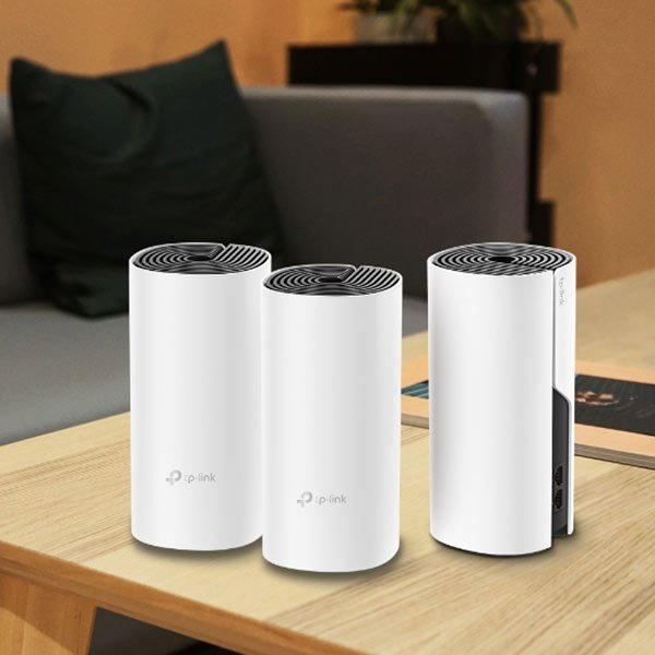 Deco M4 WiFi Extender Whole Home Mesh WiFi System