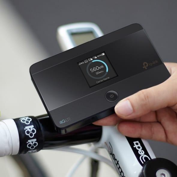 TP Link M7350 Mobile Hotspot portable mifi router