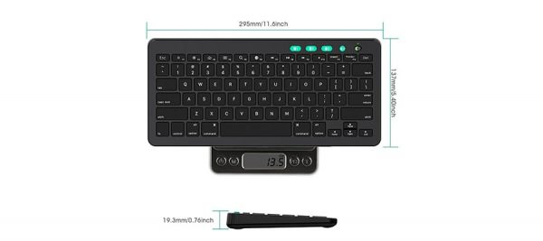 bluetooth keyboard k093