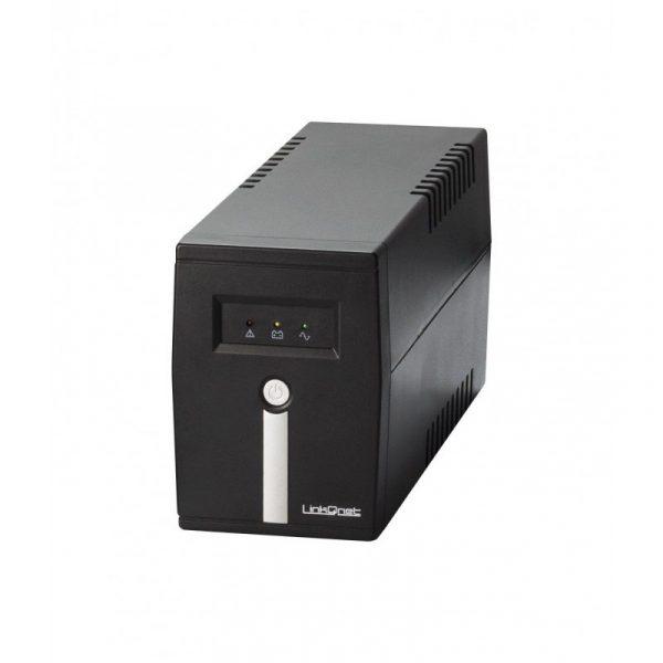 linkqnet 800va avr line interactive ups includes 1x 12v 9ah battery ups int 800va lq k 2