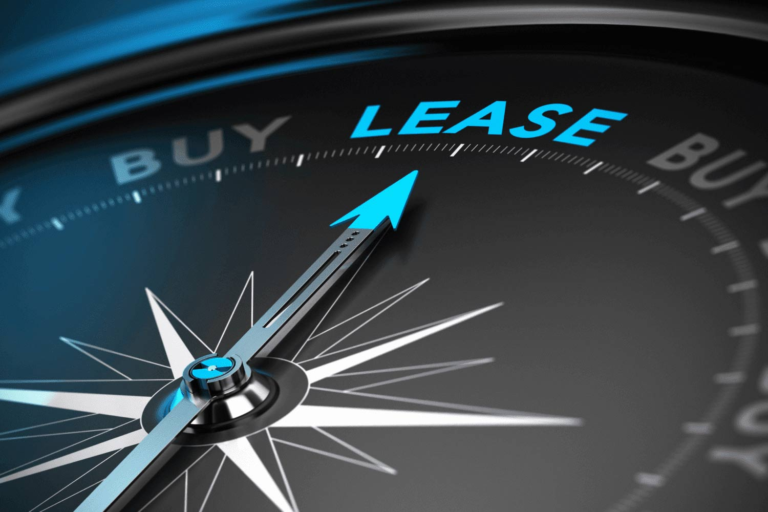 Buy or lease IT equipment