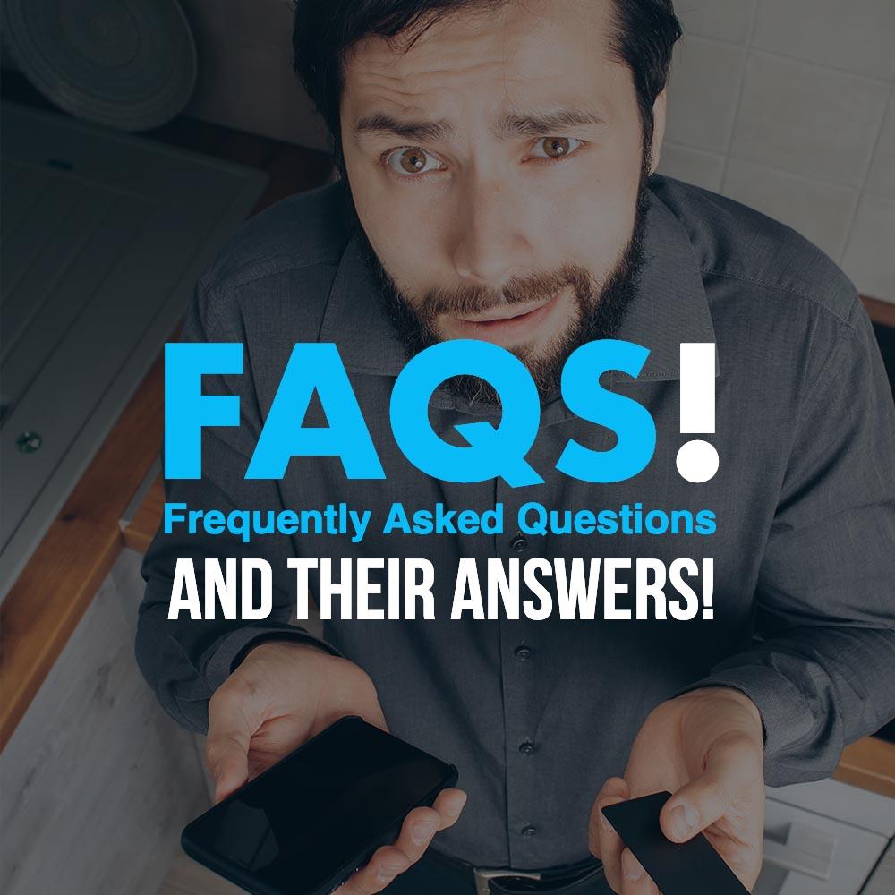 Internet and Fibre FAQs